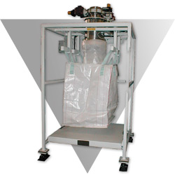 Vibra Screw Bulk Bag Filler