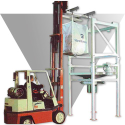 Vibra Screw Bulk Bag Unloader