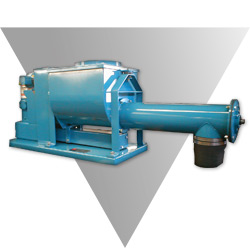 Vibra Screw Earth Feeder